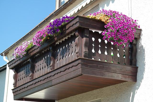 aranżacja balkonu 1